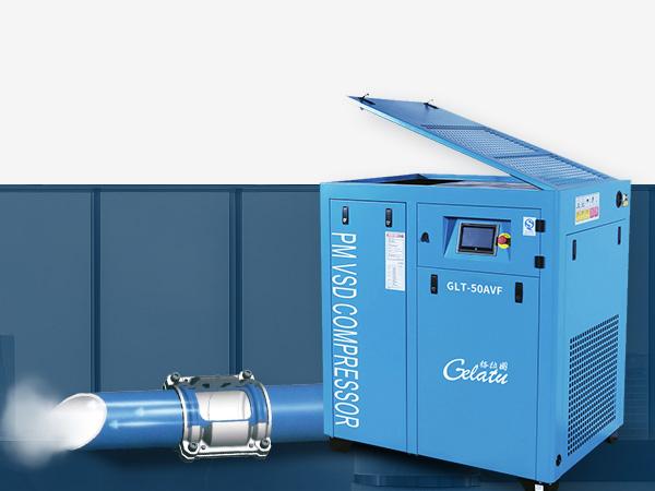 节能空压机余热回收