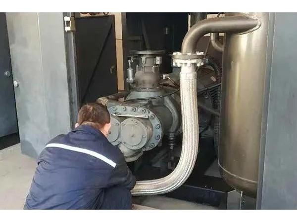 螺杆空压机从哪几方面进行验收呢?