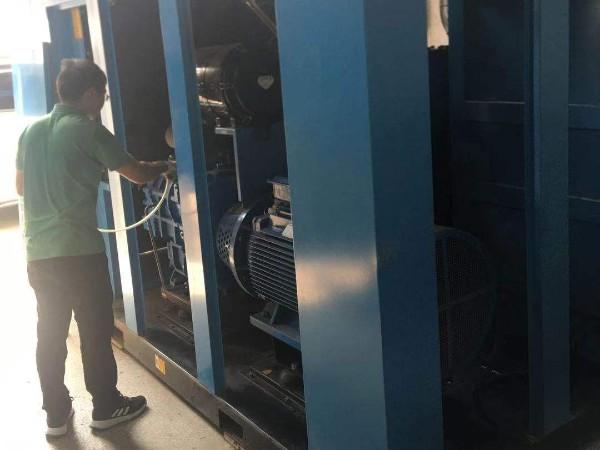 空压机压力值该如何设置才能更匹配生产?